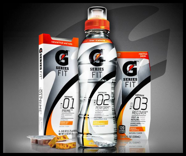 Gatorade G Series Fit