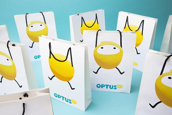 identidad optus empresa de telecomunicaciones de Australia