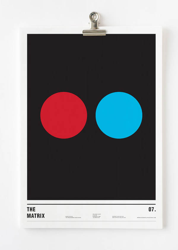 posters peliculas con circulos
