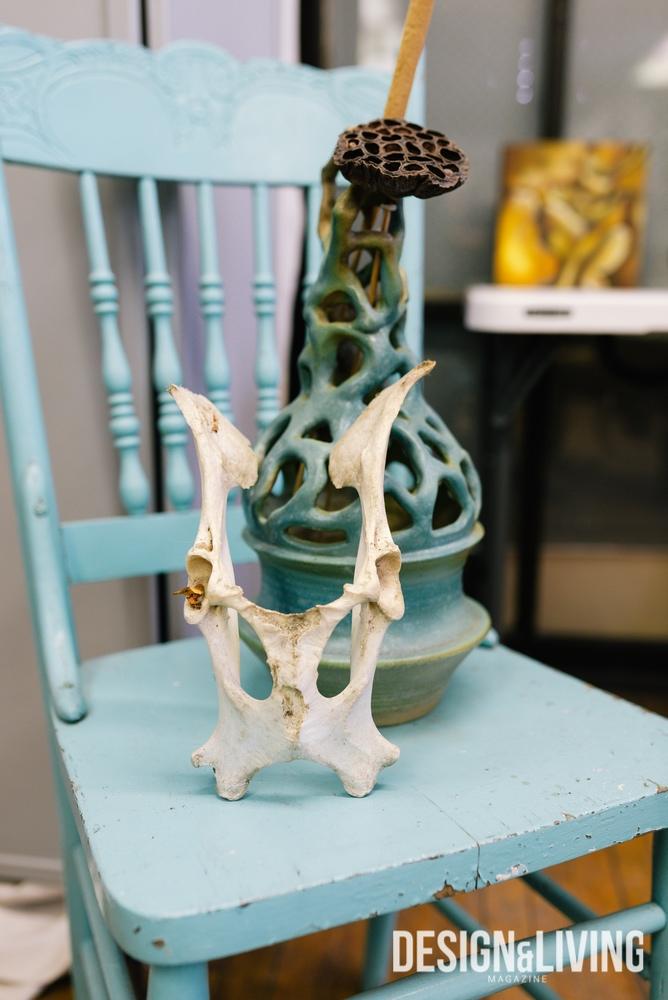 Ceramic Artist Annette Marchand