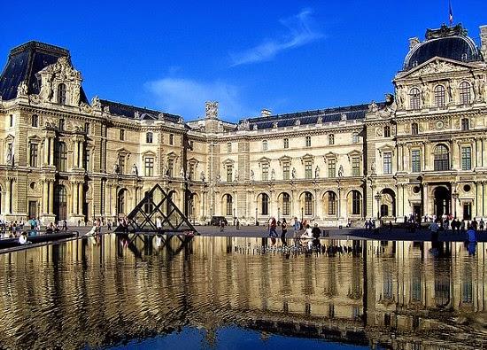 louvre - Parijs - Design - musea - museum - Frankrijk - designaresse