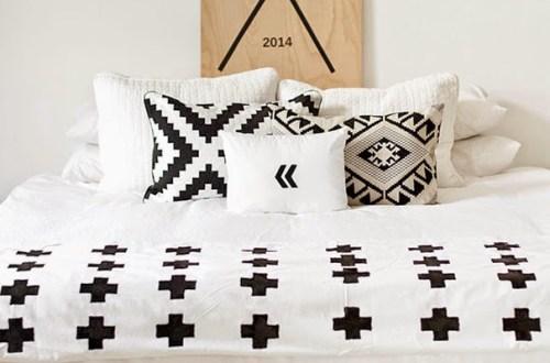 slaapkamer - interieur - inspiratie - kruisjes - designaresse