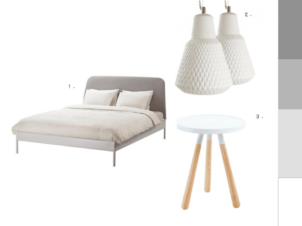 slaapkamer - inspiratie - design - Designaresse
