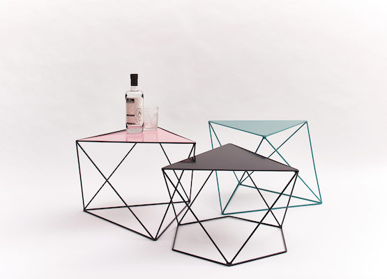 Wire tables - Peter van den IJssel - interview - Designaresse
