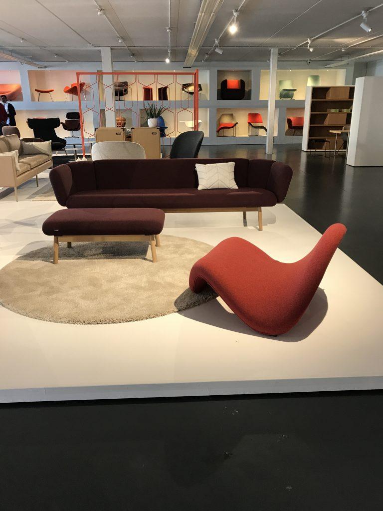 Opening showroom Artifort - Designaresse