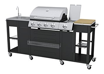 buiten - barbecue - bbq - design - designaresse