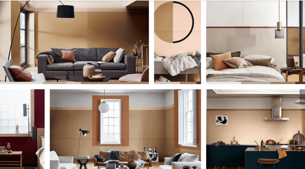 Spiced - Honey - Flexa - 2019 - kleur - inspiratie - designaresse
