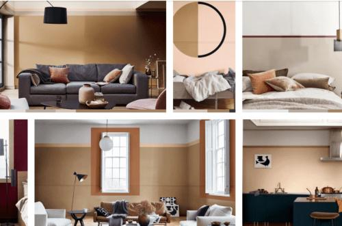 Spiced - Honey - Flexa - 2019 - kleur - inspiratie - designaresse