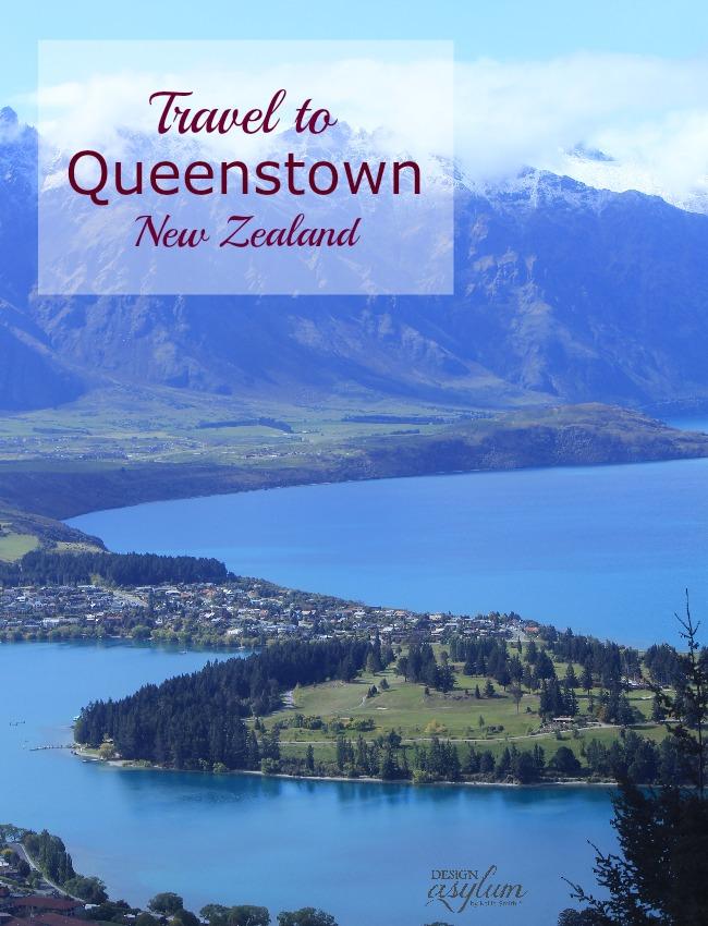 Design Asylum Blog |Travel to Queenstown, NZ