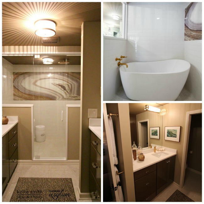 Take a look at this amazing Master Bath Remodel - complete with <a style=