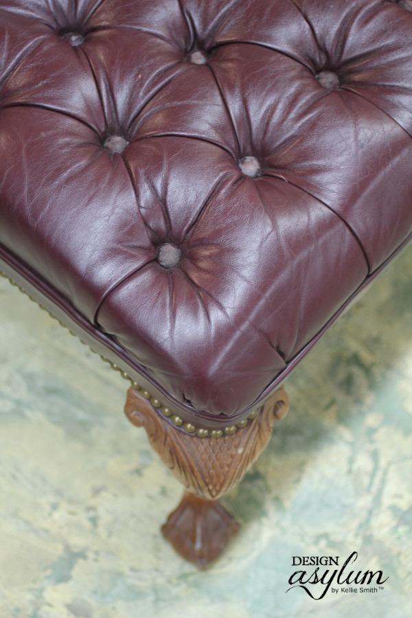 leather otto