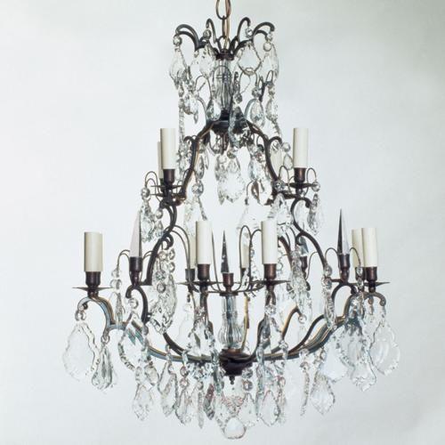 Vaughan Design Lighting - Kingston 12 cage | Design Asylum Blog