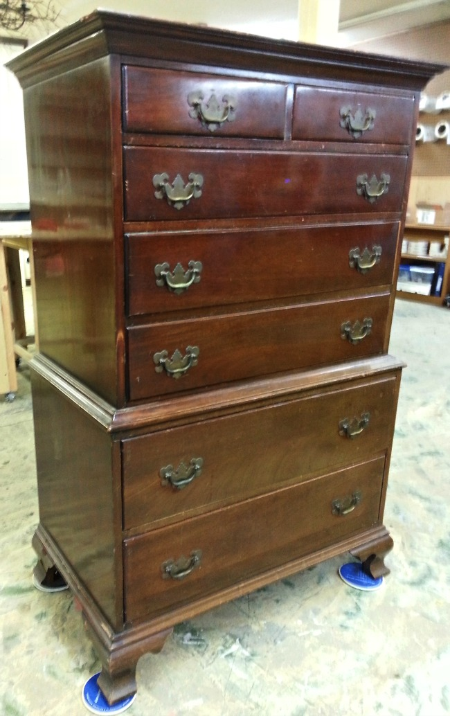 Furniture Upcycle Friday 1