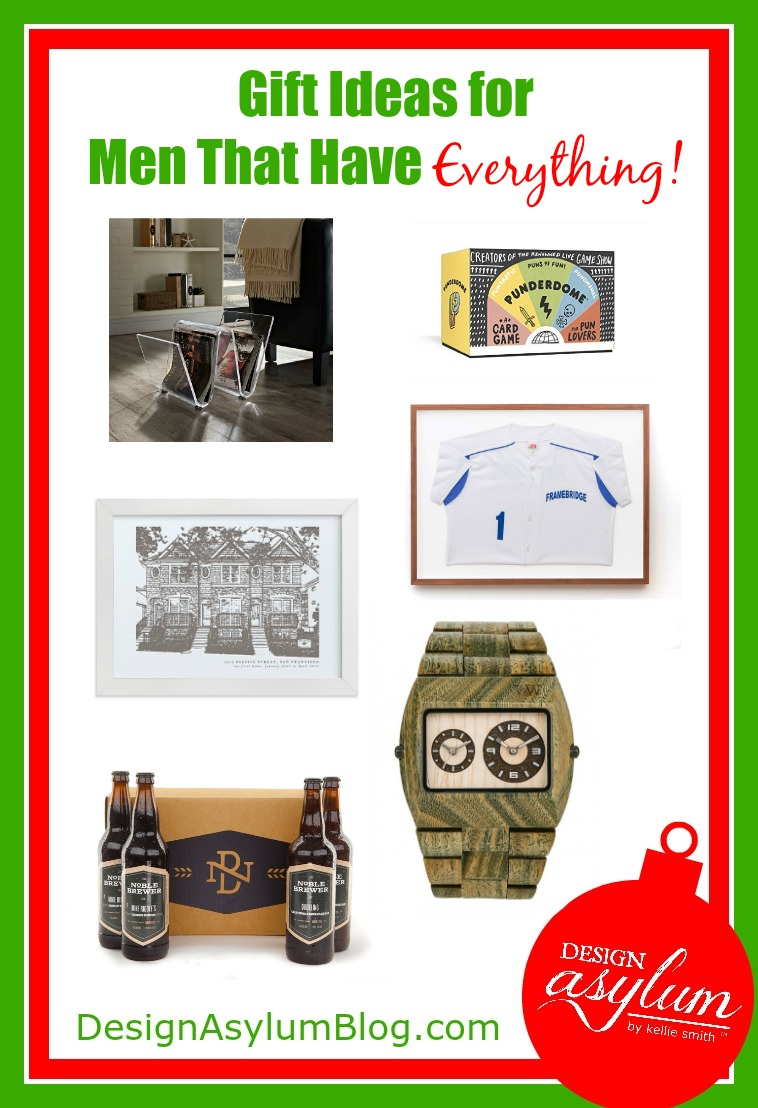 Looking for a unique gift for the men in your life? You can find many different styles of gifts to suit your needs during the holiday season while still saving some money. Here is my Holiday Gift Guide For the Men in Your Life that helped me with the men on my list!