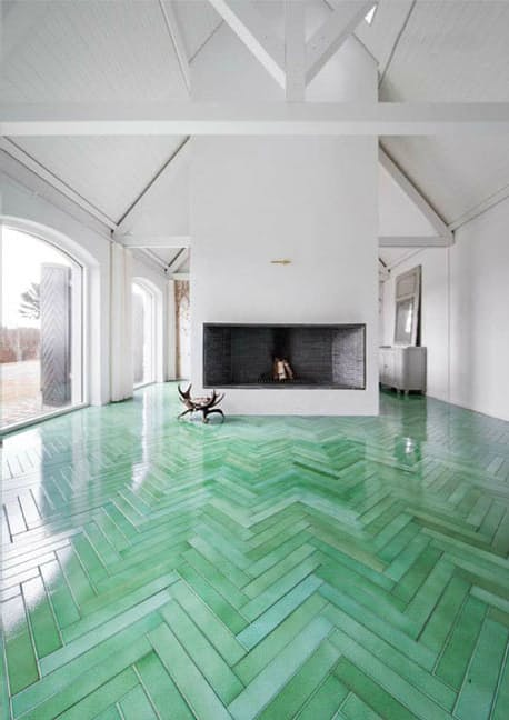 Here are 15 Mind Blowing Floor Designs that are sure to inspire! Put the drama on the floor with these unique floor inspirations!