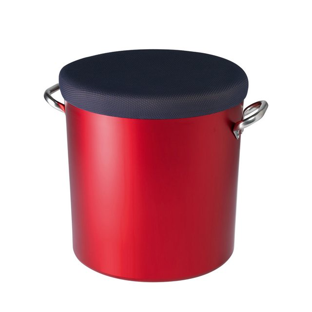 sgabello pouf sit pot