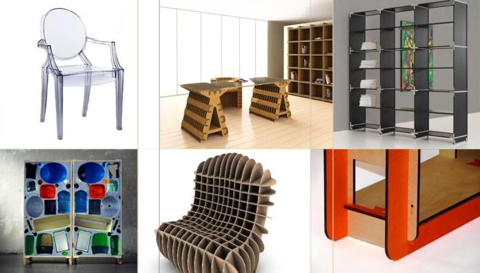 collage mobili moderni