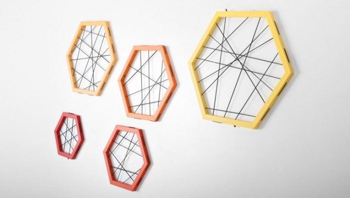 cornice portaoggetti Racchetta Formabilio 1
