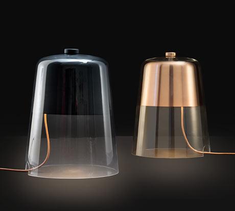 lampada tavolo design semplice226 Oluce