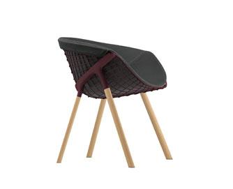 sedia design kobi wood alias 3