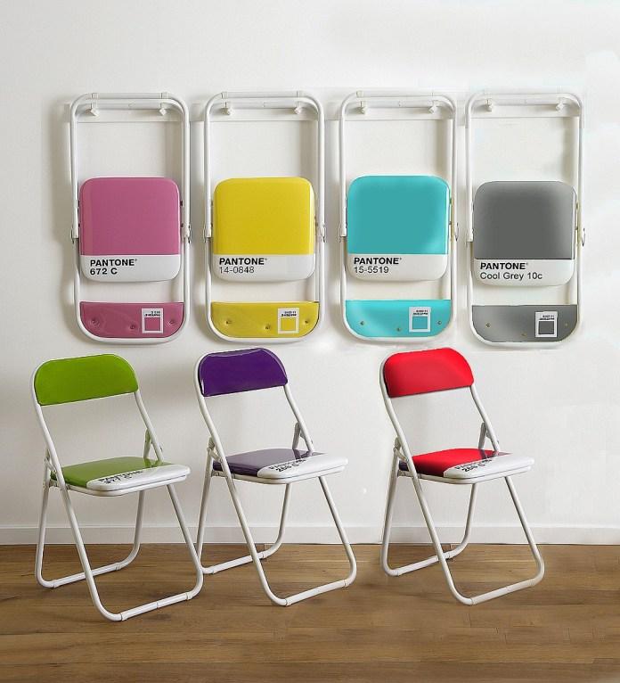 sedie design colorate pantone chair 2