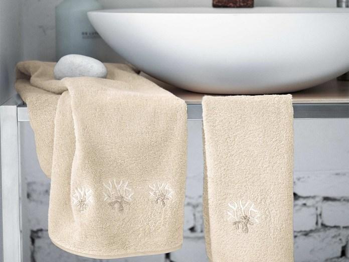 tessili bagno design coralli maastro raphael 2