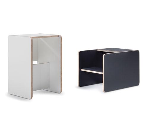 Formabilio Rolle Sgabello design