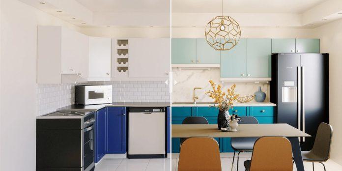 Cinque progetti per rinnovare la cucina