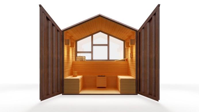 veranda pensatoio stanza esterno