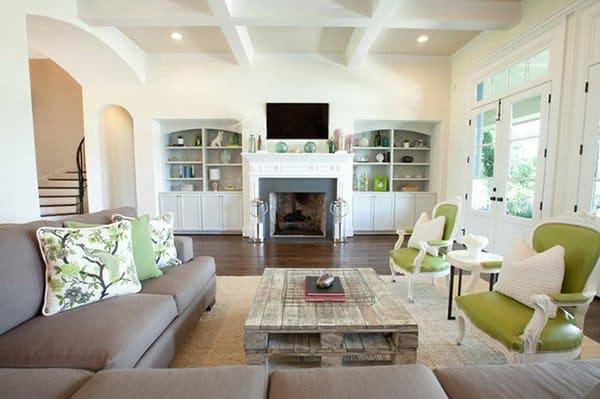 Arredare un salotto con stili diversi