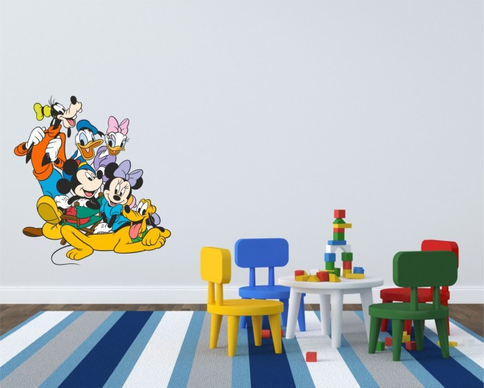 adesivi murali bambini 3