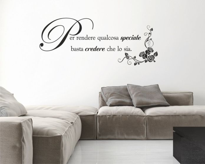 adesivi murali frasi 2
