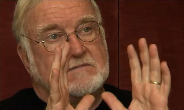 """Mihaly Csikszentmihalyi's """"Creativity, fulfillment and flow"""" talk at TED"""