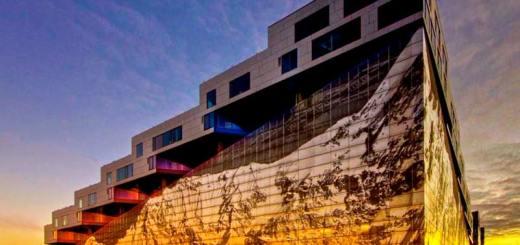 """Watch Bjarke Ingels' """"3 warp-speed architecture tales"""" talk at TED"""