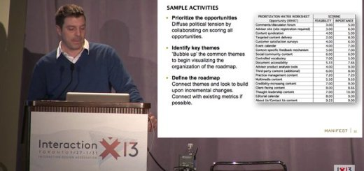"""Jason Ulaszek & Brian Winters: """"Setting Course: From Design Research to Experience Roadmap"""""""