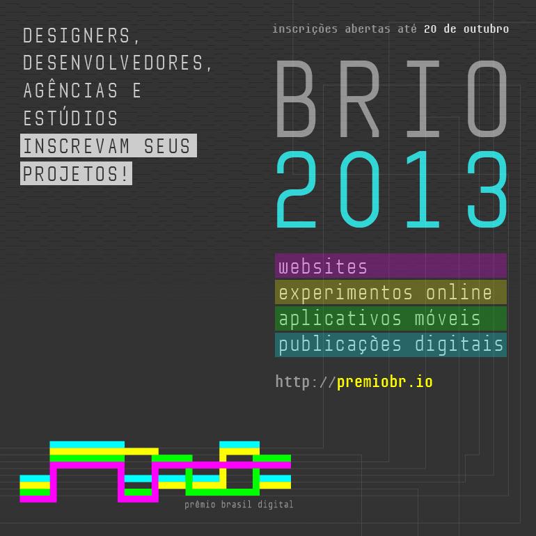 o prêmio brasil digital – BRIO