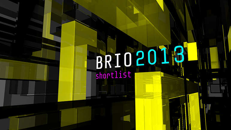 BRIO. shortlist is out!