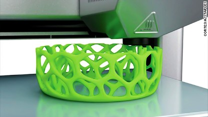 The Night I invented 3D Printing