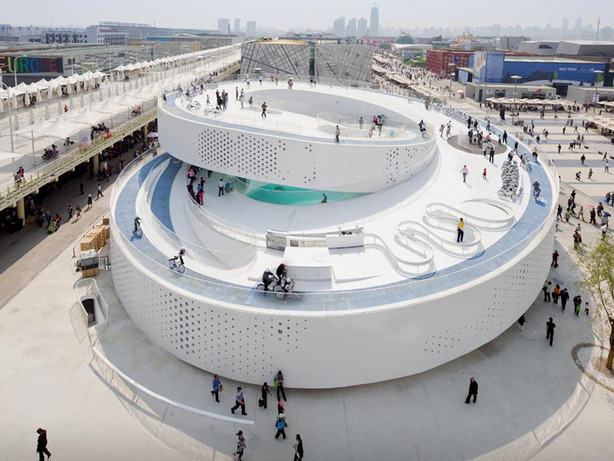 "Bjarke Ingels' ""Hedonistic sustainability"""