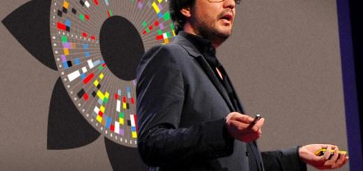 David McCandless: Information is Beautiful