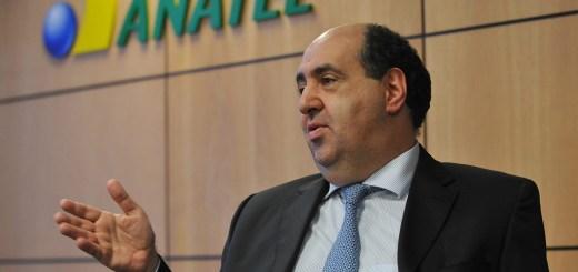 João Rezende, President of The National Telecommunications Agency (Anatel)