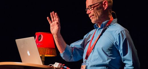 "Watch Erik Spiekermann's ""Type Is Visible Language"" talk"