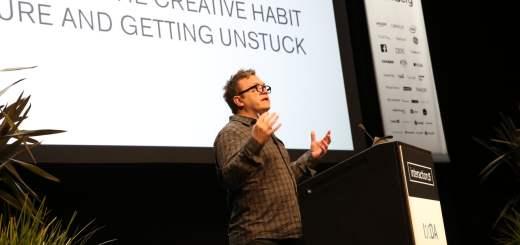 "Dan Saffer ""Practical Creativity"" at Interaction 15"