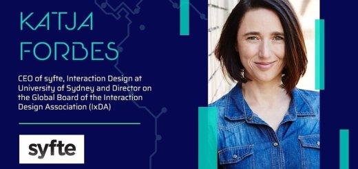 Katja Forbes at IxDA's ILA2018