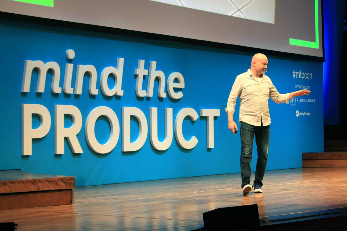 Dave Wascha at Mind the Product