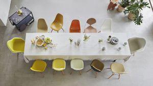 eames plastic chair vitra