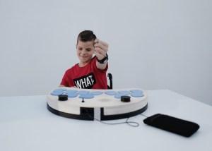 strumento musicale per bambini disabili