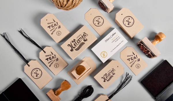 Hilary-hand-made-goods-business-card-design-&-corporate-identity