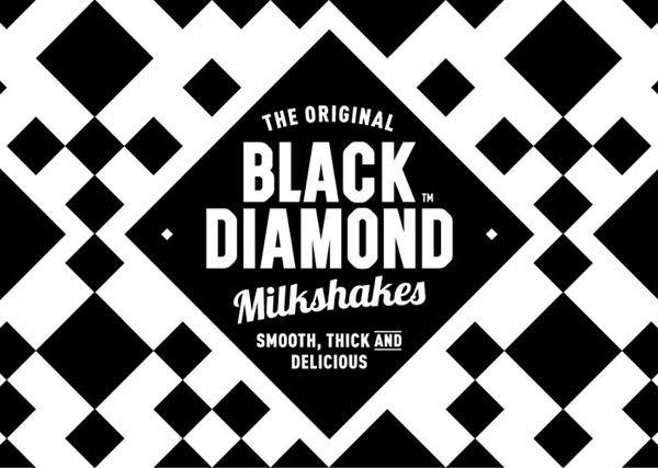 black-diamond-milk-shake-packaging-design