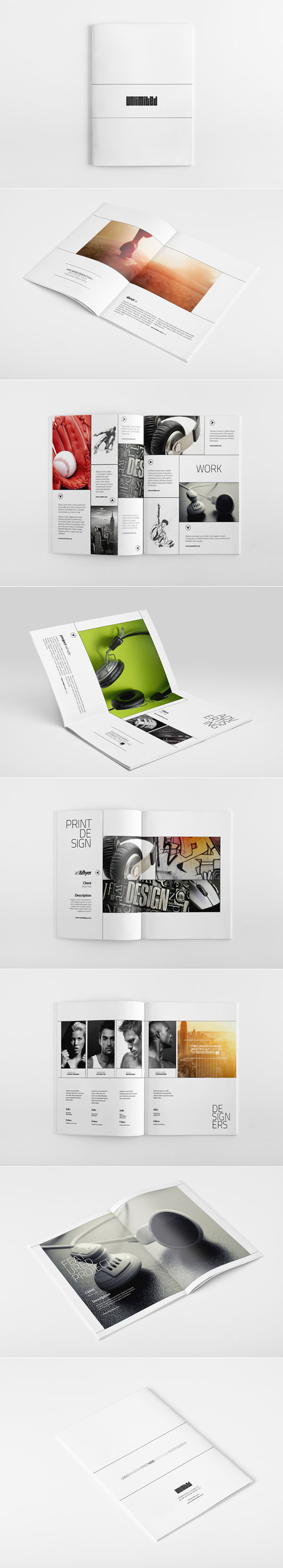 Portfolio-brochure-design-ideas